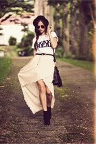 Love skirt - Brashy Couture top