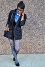 Black-modcloth-jacket-blue-floral-modcloth-tights
