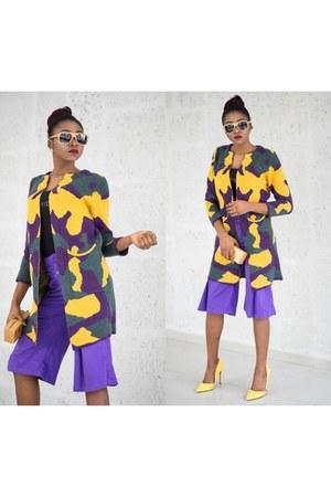 Yoyomelody blazer - casnaboty heels