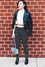 Black-stuart-weitzman-shoes-black-leather-jacket-club-monaco-jacket