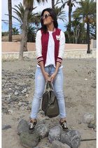 Zara shoes - BLANCO jeans - Zara jacket