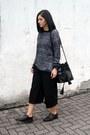 Black-bnkr-sweater-black-daphny-raes-bag-black-heim-pants