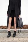 Black-lintervalle-shoes-silver-moonberg-bracelet-black-front-row-shop-vest
