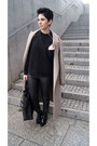 Black-zara-boots-beige-zara-coat-black-zara-sweater-black-zara-bag