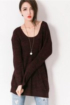 Top Rated Heather Sweater
