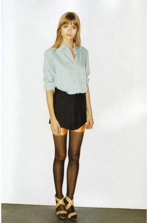 shirt - shorts