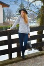 Denim-bershka-jeans-vintage-choies-hat-white-knitted-c-a-sweater