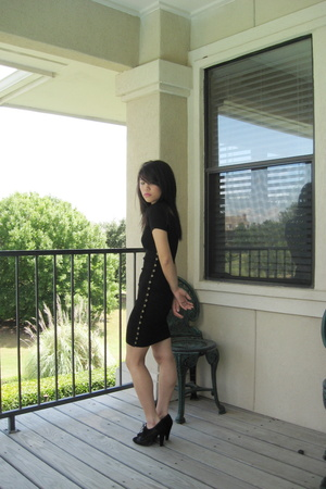 forever 21 dress - Nine West shoes