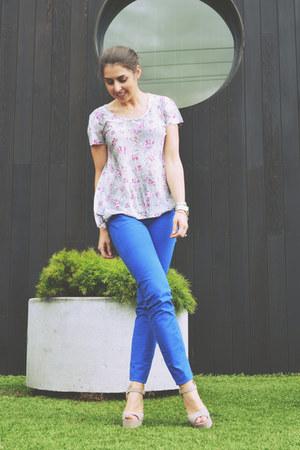 Saba jeans - Saba t-shirt