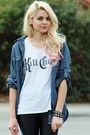 Unif-boots-tee-kill-city-shirt-american-apparel-pants