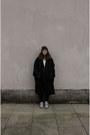 Thrifted-vintage-coat-h-m-hoodie-nike-sneakers