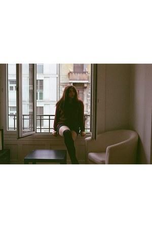 H&M stockings - H&M jumper