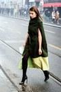 Young-sopisticates-cape-dark-green-cape
