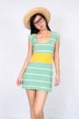 Aquamarine Midwest Vintage Dresses