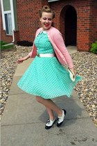 aquamarine Shabby Apple dress