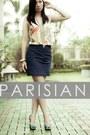 Mango-skirt-mango-top-necklace-hongkong-accessories-swatch-watch-parisia