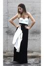 Black-the-kooples-skirt