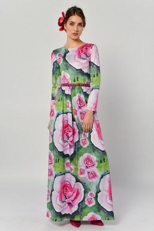 Milita Nikonorov dress