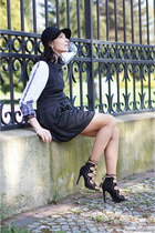 black Newchic dress - black Merg heels