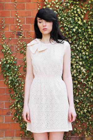 off white Minkie dress