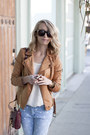 Zara-jacket-joie-blouse