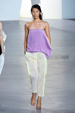ivory 31 Phillip Lim pants - amethyst 31 Phillip Lim top
