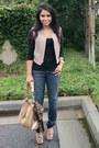 Joes-jeans-jeans-coach-bag-leather-aldo-heels-bcbgmaxazria-vest