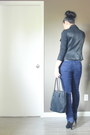 Leather-tommy-hilfiger-boots-corduroy-vibe-jeans-liviana-conti-shirt