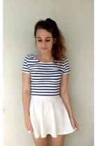 H&M top - H&M skirt