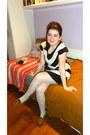 Black-white-kiling-dress-off-white-lace-y-h-m-tights-burnt-orange-suede-lea