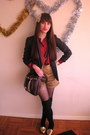 Black-thrifted-blazer-black-swiss-dot-aldo-tights-dark-brown-cynthia-rowley-