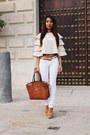 Beige-blouse-sheinside-top