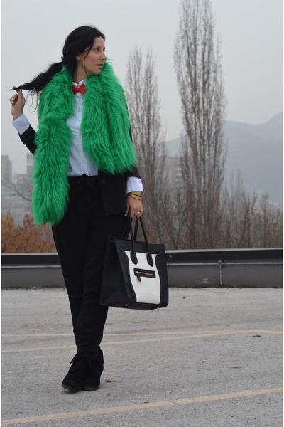wwwvj-stylecom bag - Zara blazer
