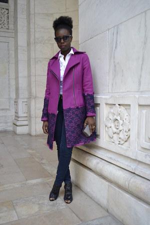 Daniela Tabois coat