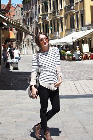 Jeffrey Campbell boots - Forever 21 pants - Zara blouse - Zara top