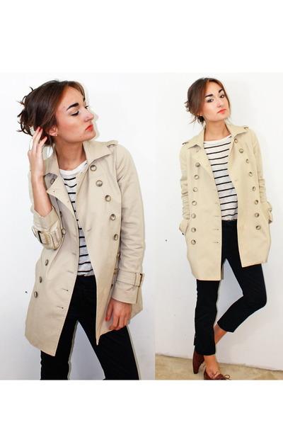 Zara coat - Zara pants - Zara shirt