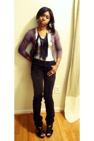 black Forever21 jeans