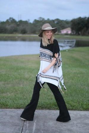 Sheinside sweater - Hudson pants