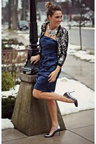 navy Msdressy dress