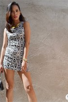 aztec prints aashta dress
