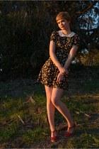 Forever21 dress - asos sandals