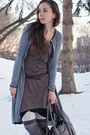 Brown-winter-locale-boots-brown-asymmetrical-unknown-dress