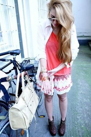 boutique belgique shorts - starfish Bimba & Lola bracelet - boutique belgique bl