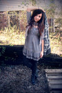 Heather-gray-mine-dress-charcoal-gray-forever-21-sweater