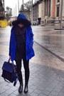 Blue-primark-coat