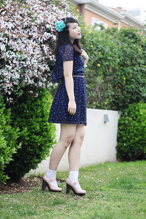 blue Cutie dress