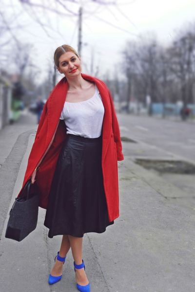 Debenhams bag - new look heels
