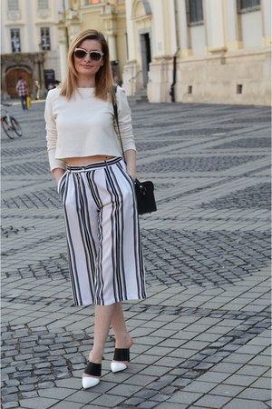 Zara shoes - Vila pants