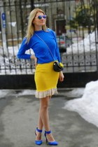 H&M sunglasses - new look heels