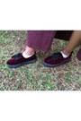 Brick-red-platform-h-m-shoes-black-black-floppy-chapel-hats-hat